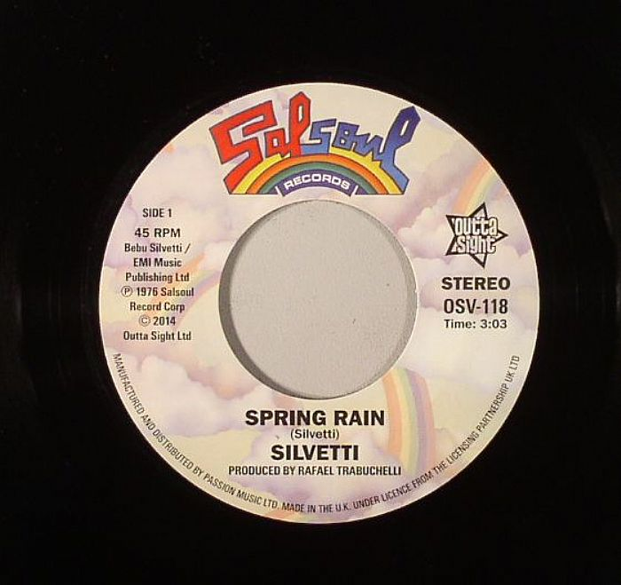 SILVETTI/BATAAN - Spring Rain (stereo)