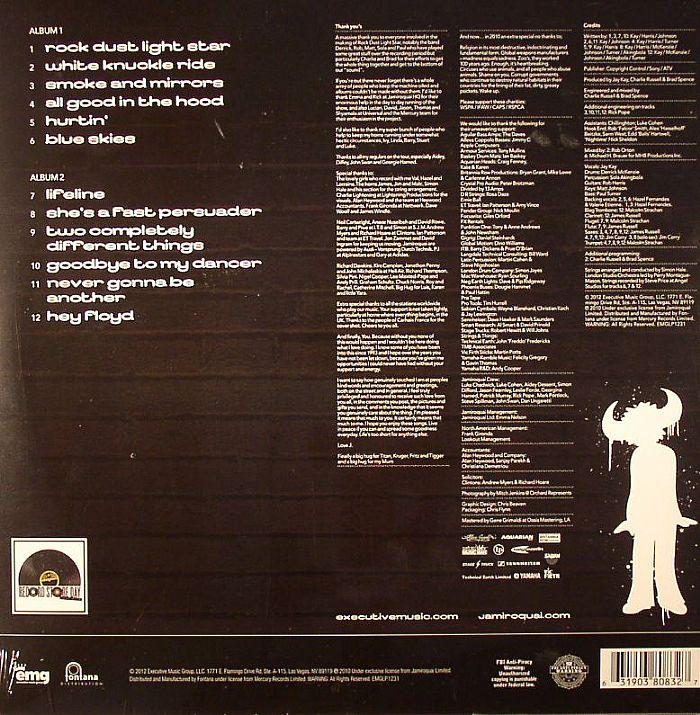 JAMIROQUAI - Rock Dust Light Star (Record Store Day 2014)
