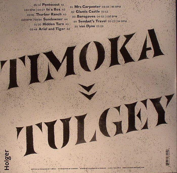 TIMOKA - Tulgey