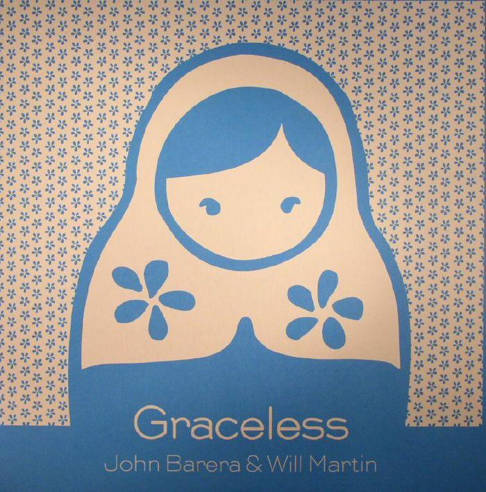 BARERA, John/WILL MARTIN - Graceless