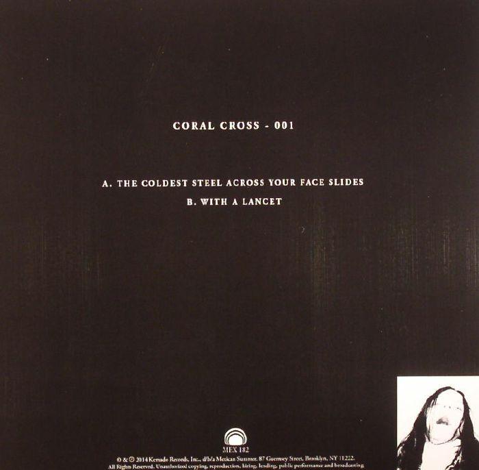 ELBRECHT, Jorge - Coral Cross 001