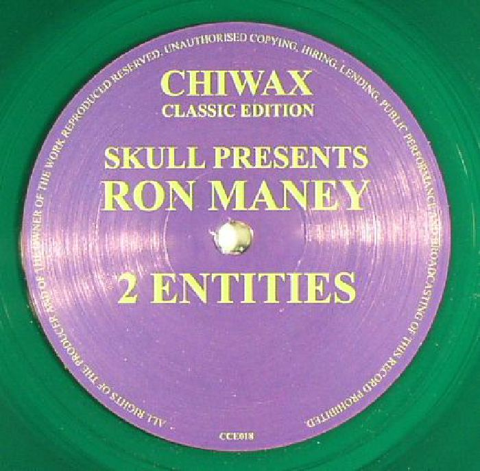 SKULL presents RON MANEY - 2 Entities