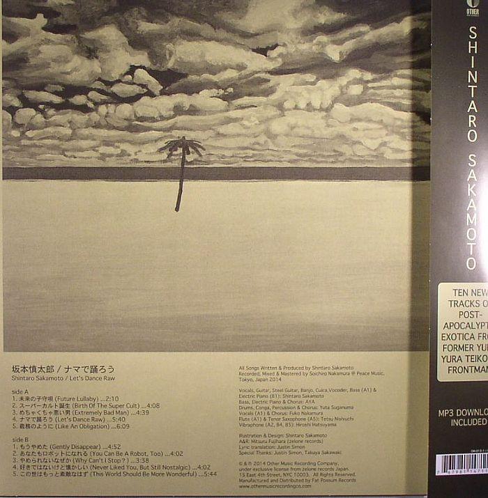 SAKAMOTO, Shintaro - Let's Dance Raw