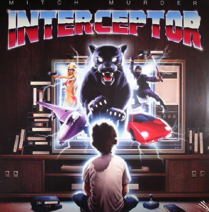 MITCH MURDER - Interceptor (reissue)