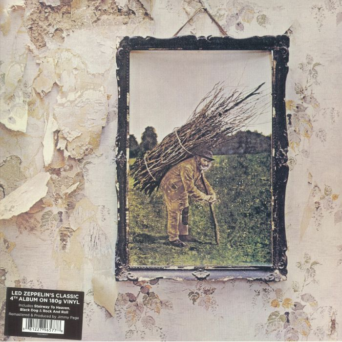 Led Zeppelin Led Zeppelin Iv Remastered Vinyl At Juno Records