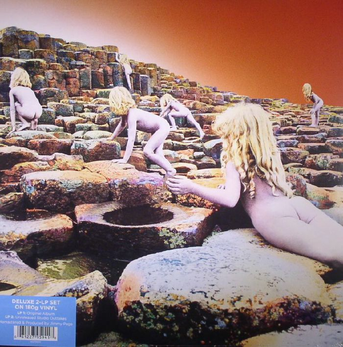 LED ZEPPELIN - Houses Of The Holy (Deluxe Edition) (remastered)