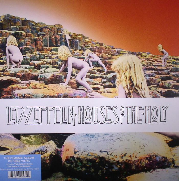 LED ZEPPELIN - Houses Of The Holy (remastered)