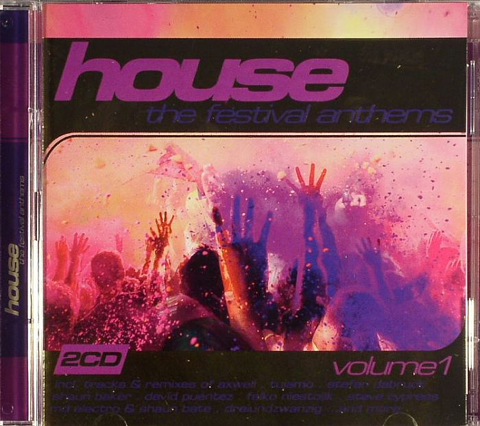VARIOUS - House: The Festival Anthems Volume 1