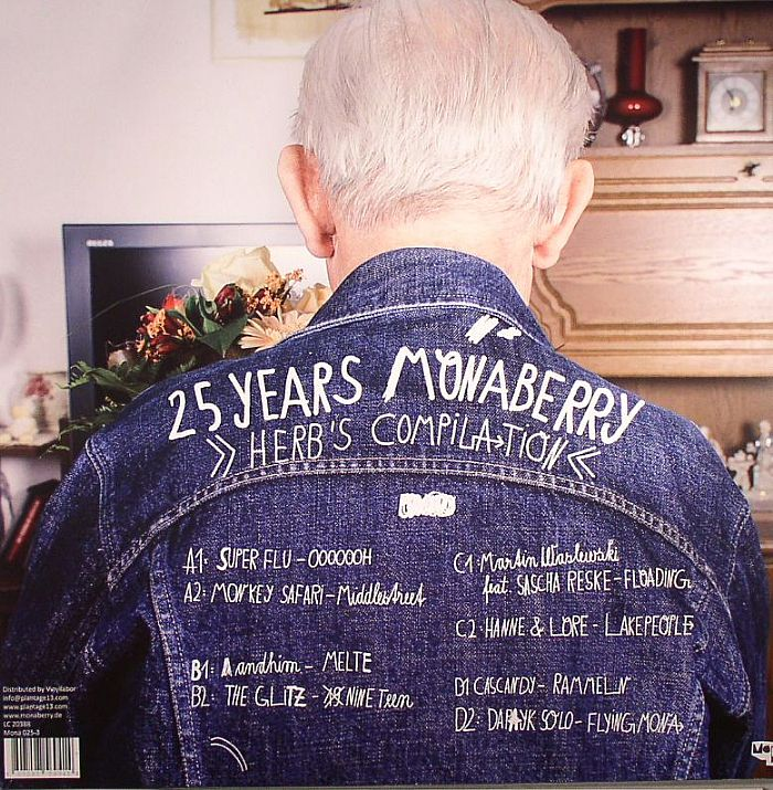 VARIOUS - 25 Years Monaberry: Herb's Compilation