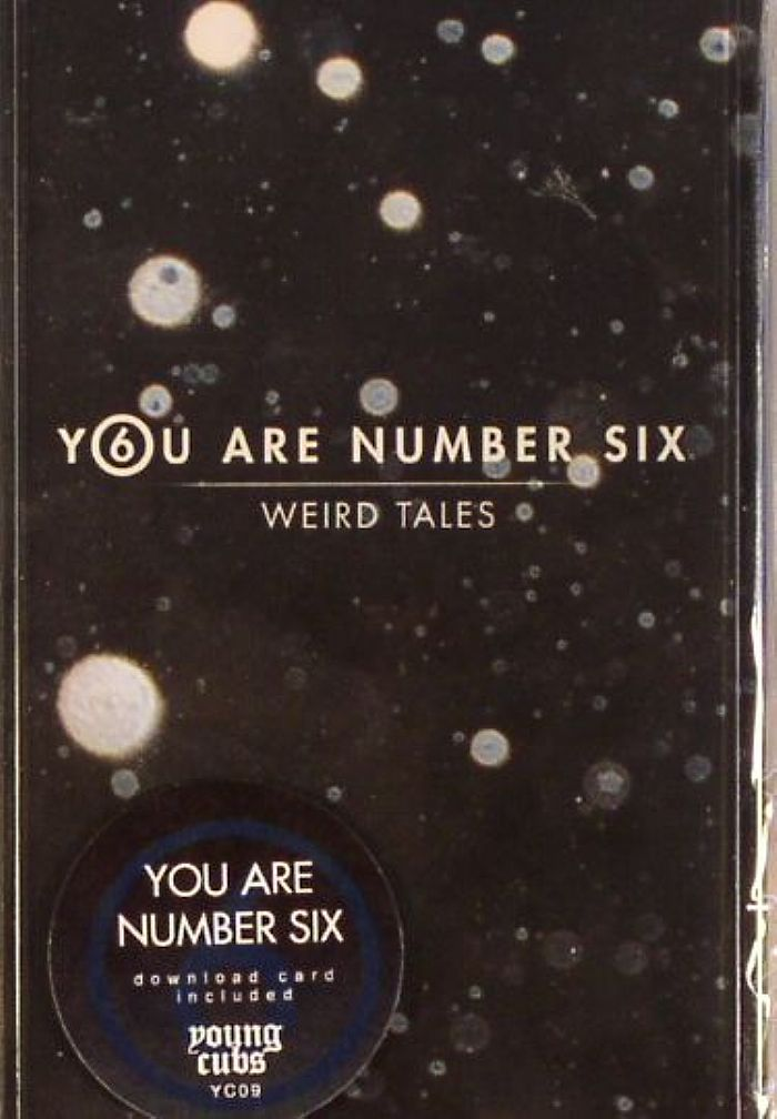 YOU ARE NUMBER SIX - Weird Tales