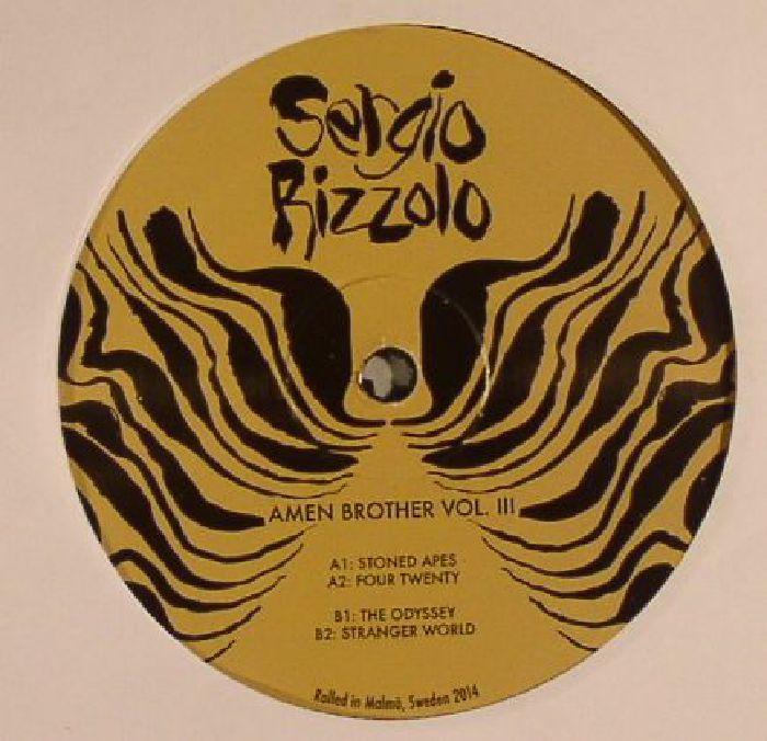 RIZZOLO, Sergio - Amen Brother Vol III