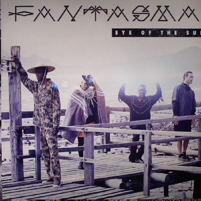 FANTASMA - Eye Of The Sun