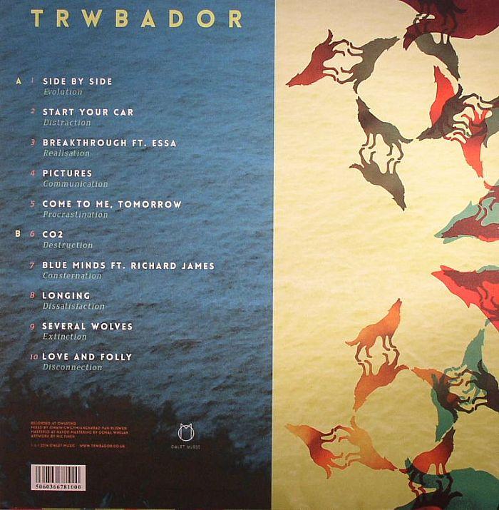 TRWBADOR - Several Wolves