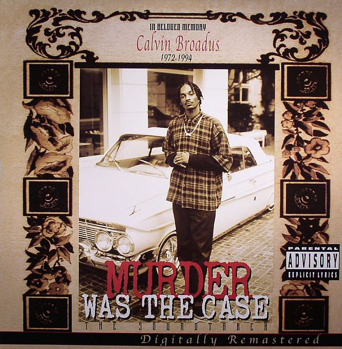 Murder Was the Case The Movie Details