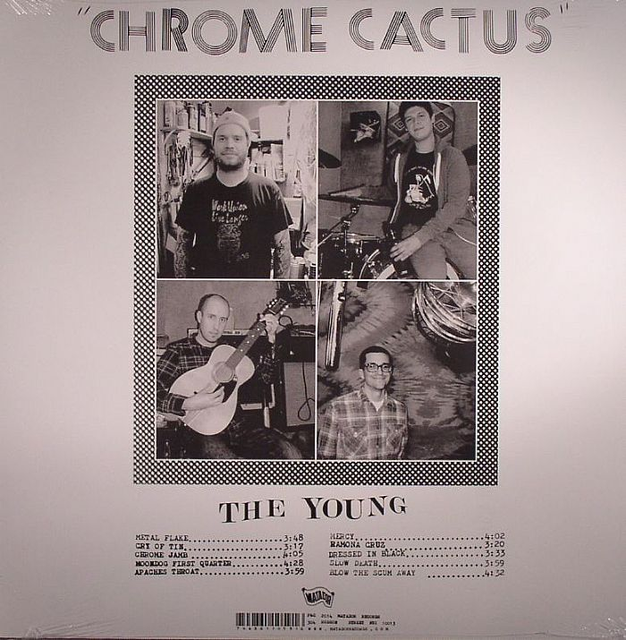 YOUNG, The - Chrome Cactus