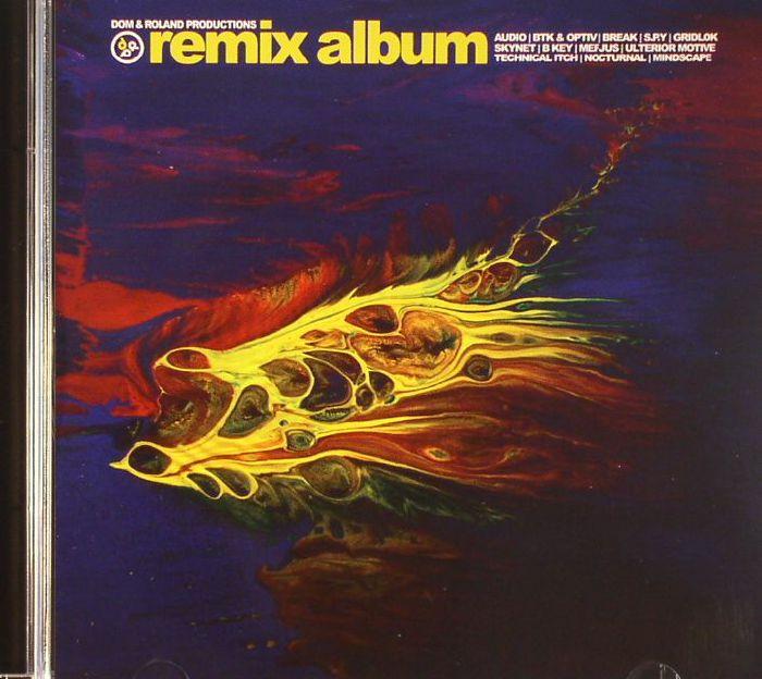 DOM & ROLAND/VARIOUS - Remix Album