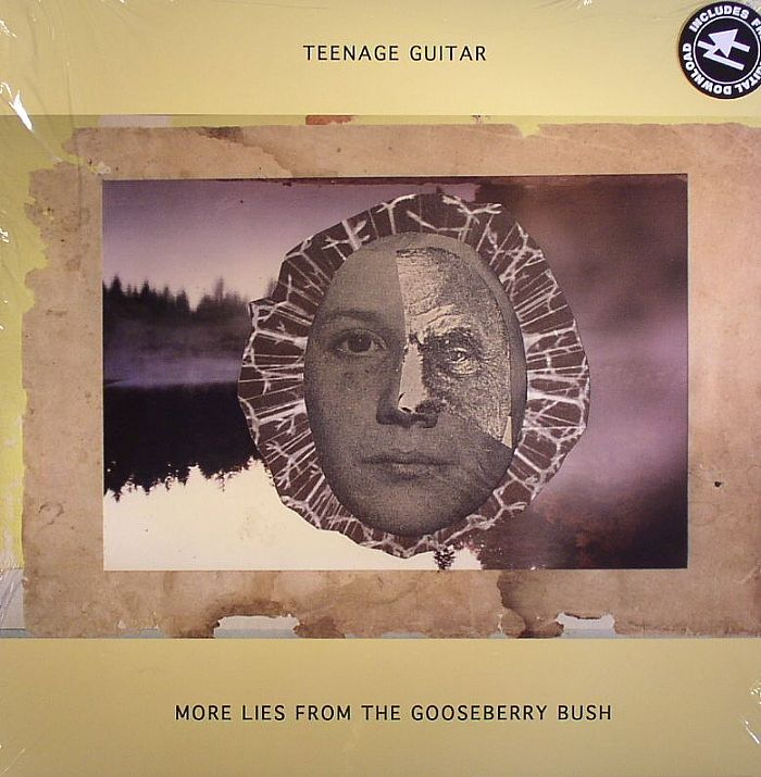 TEENAGE GUITAR - More Lies From The Gooseberry Bush