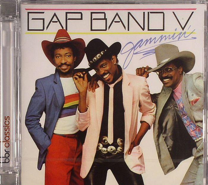 The Gap Band - Shake / Baby Baba Boogie