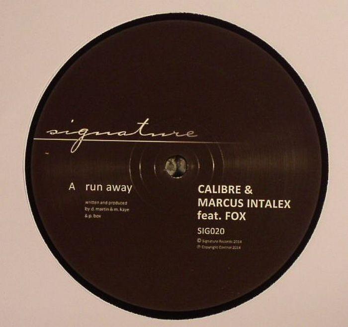 CALIBRE/MARCUS INTALEX feat FOX - Run Away