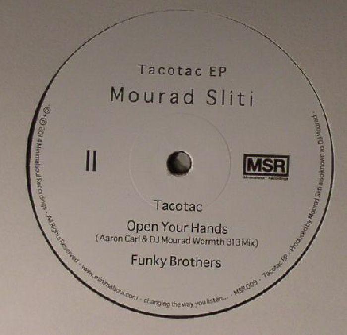 SLITI, Mourad - Tacotac EP