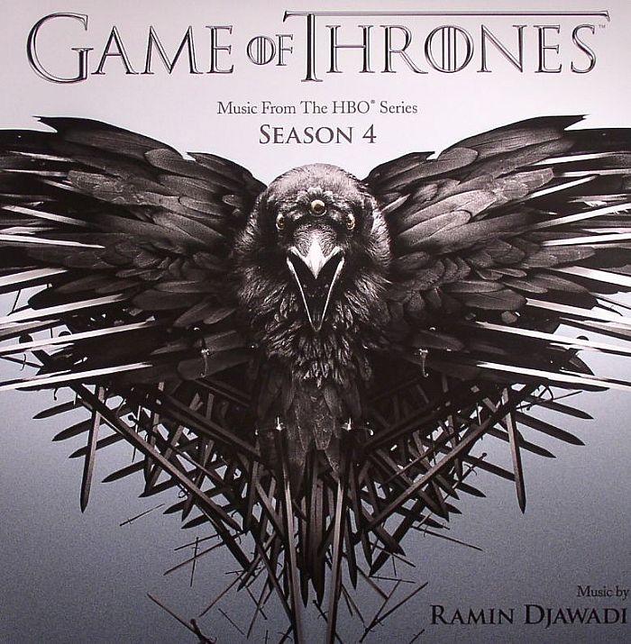DJAWADI, Ramin - Game Of Thrones Series 4 (Soundtrack)