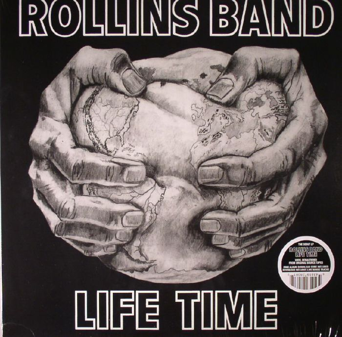 ROLLINS BAND - Life Time (remastered)
