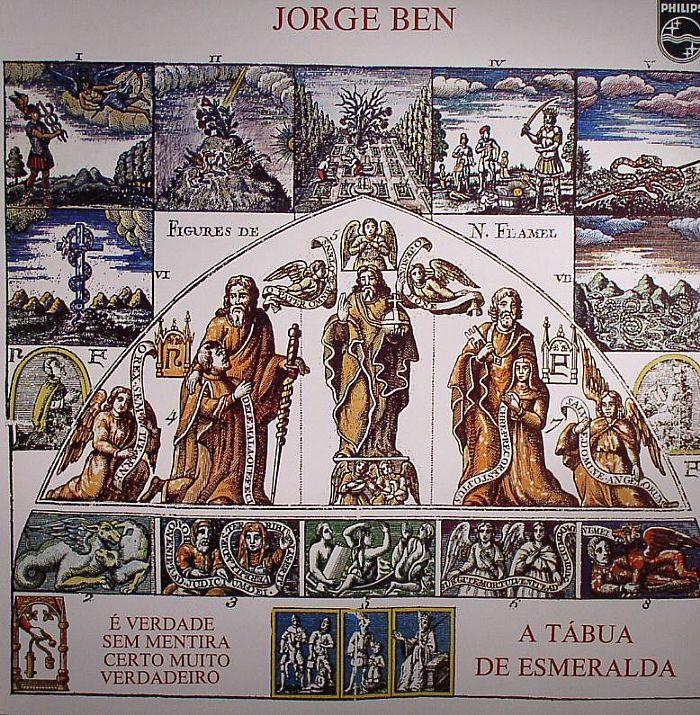 BEN, Jorge - A Tabua De Esmeralda (remastered)