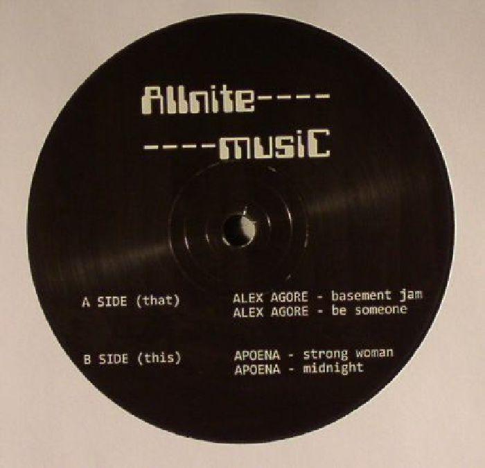 Alex Agore Agore Someone Special - Neurotic Funk