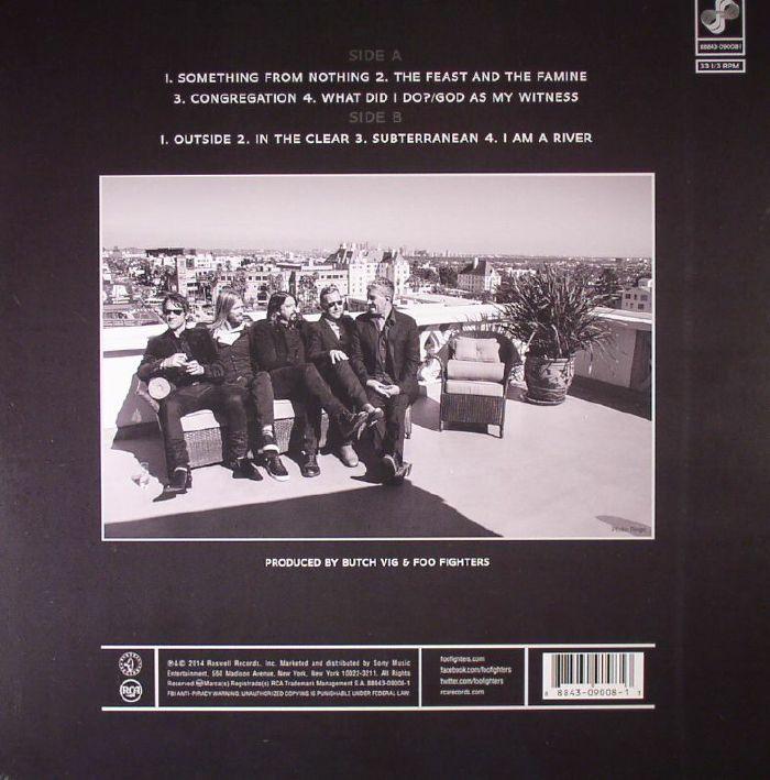 Foo Fighters Sonic Highways Vinyl At Juno Records