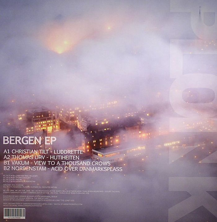 TILT, Christian/THOMAS URV/VAKUM/NORDENSTAM - Bergen EP