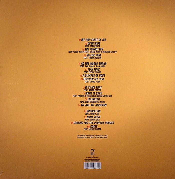 Guts Hip Hop After All Vinyl At Juno Records