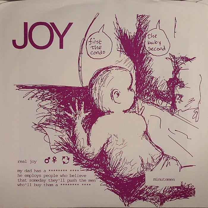 MINUTEMEN - Joy