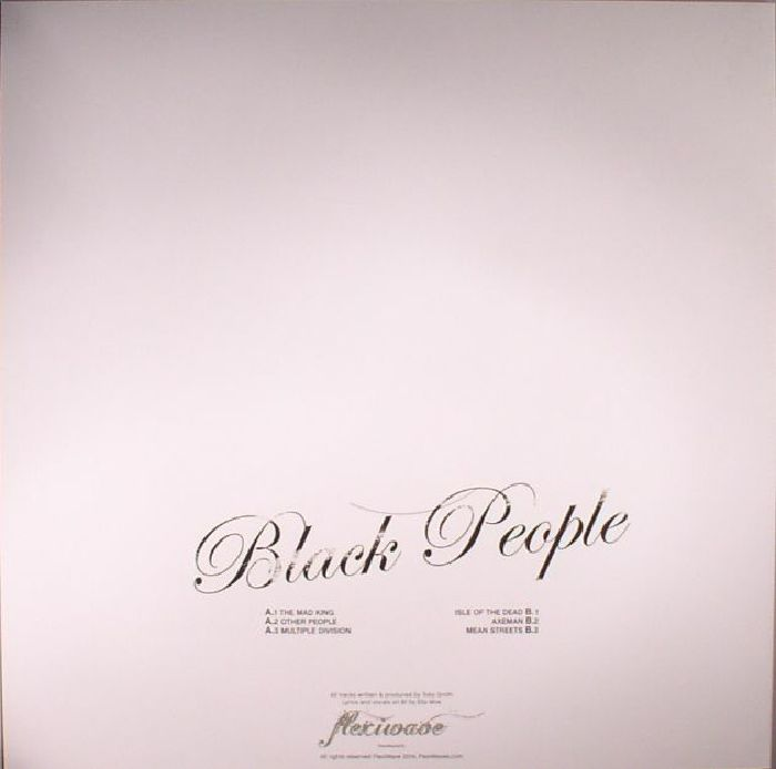 BLACK PEOPLE - Isle Of The Dead