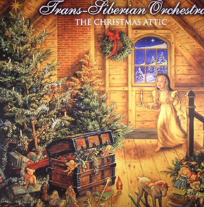 TRANS SIBERIAN ORCHESTRA The Christmas Attic (remastered) vinyl at ...
