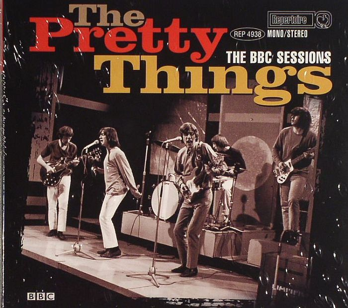 The Pretty Things The Bbc Sessions Vinyl At Juno Records
