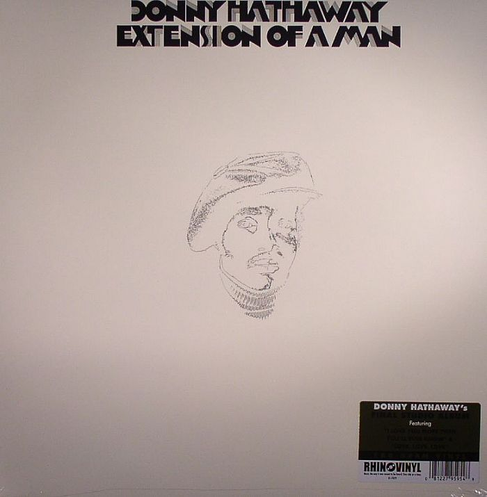 HATHAWAY, Donny - Extension Of A Man