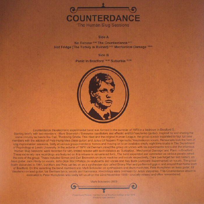 COUNTERDANCE - The Human Slug Sessions