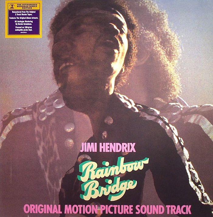 HENDRIX, Jimi - Rainbow Bridge (Soundtrack) (remastered)