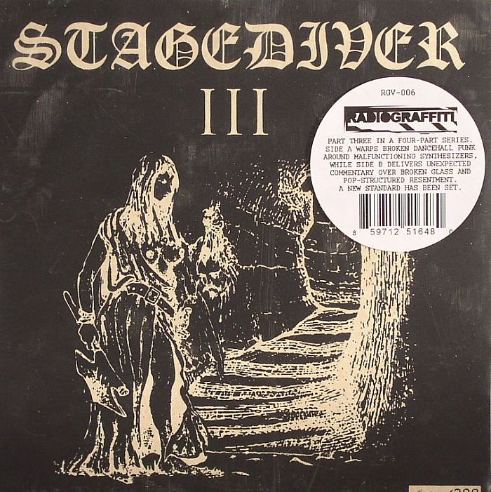 STAGEDIVER - Radio Graffiti 06