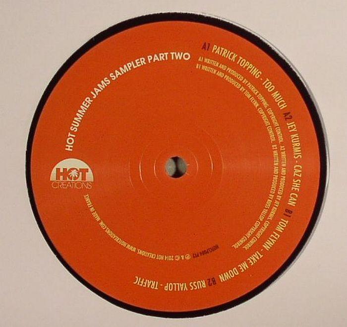 TOPPING, Patrick/JEY KURMIS/TOM FLYNN/RUSS YALLOP - Hot Summer Jams Sampler Part 2
