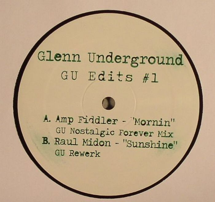 AMP FIDDLER/RAUL MIDON - GU Edits # 1