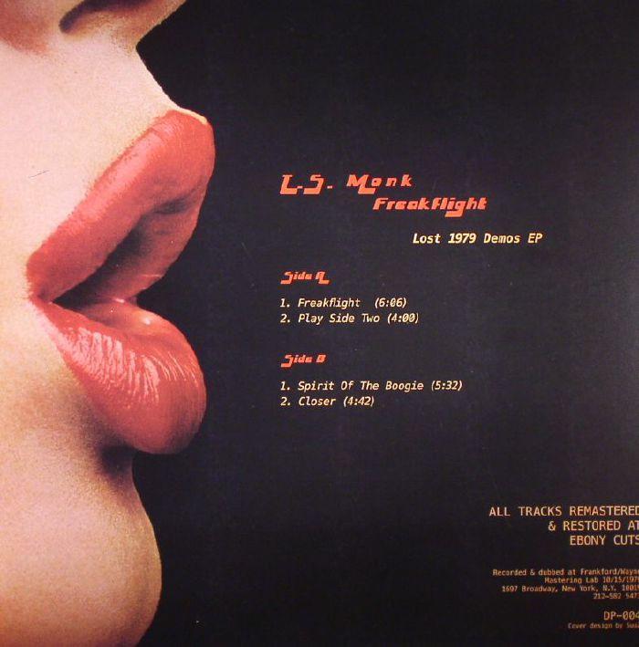 Ts Monk Freakflight Lost 1979 Demos Ep Remastered Vinyl