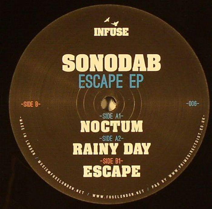 SONODAB - Escape EP