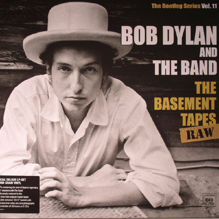 DYLAN, Bob & THE BAND - The Bootleg Series Vol 11: The Basement Tapes Raw