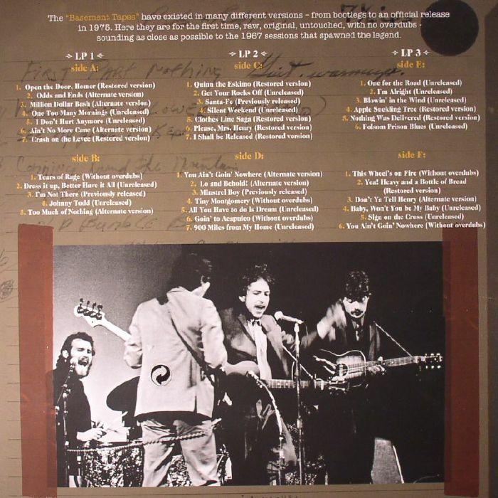 The Basement Tapes Bob Dylan Part - 32: DYLAN, Bob U0026 THE BAND - The Bootleg Series Vol 11: The Basement Tapes
