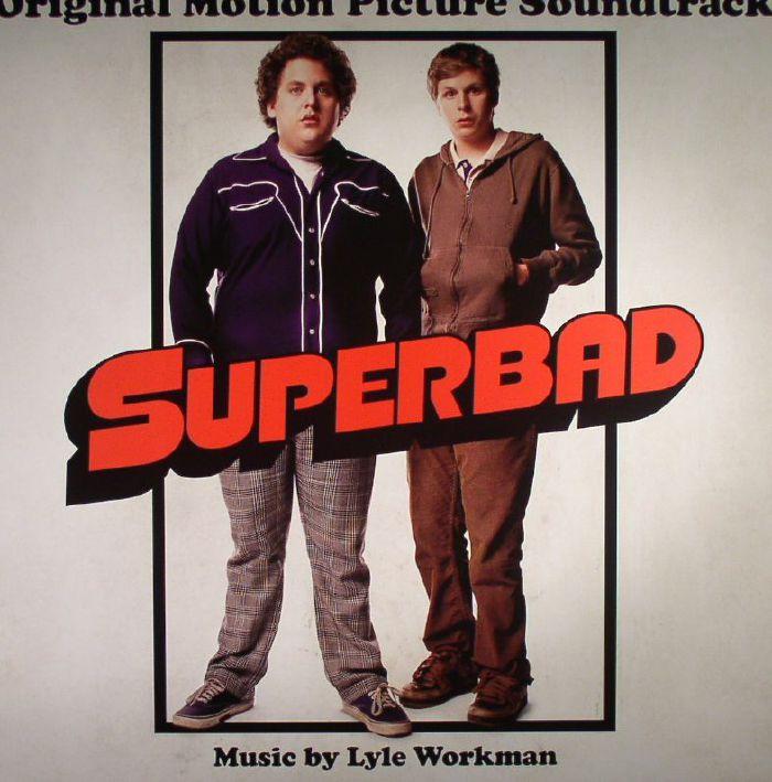 Lyle Workman Various Superbad Soundtrack Vinyl At Juno
