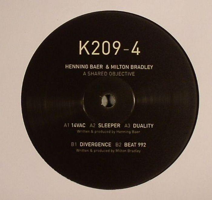 BAER, Henning/MILTON BRADLEY - A Shared Objective