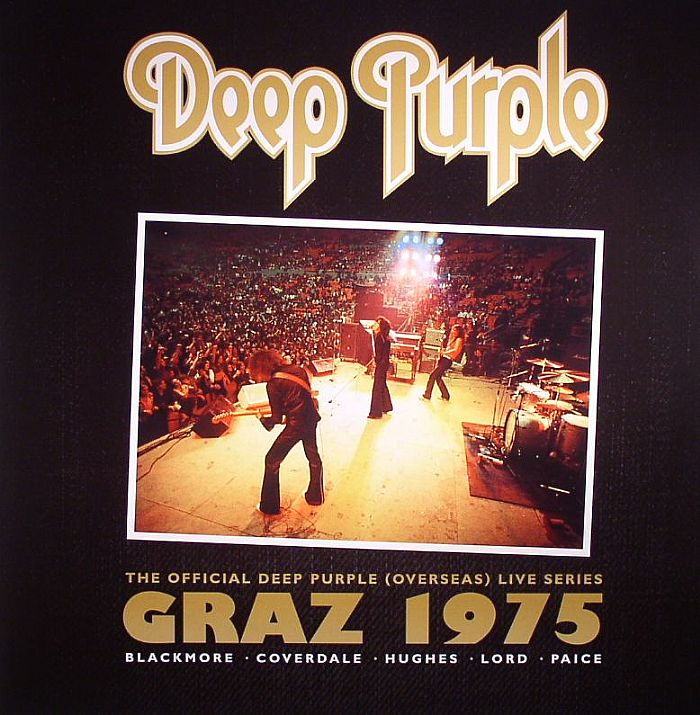DEEP PURPLE - Live In Graz 1975