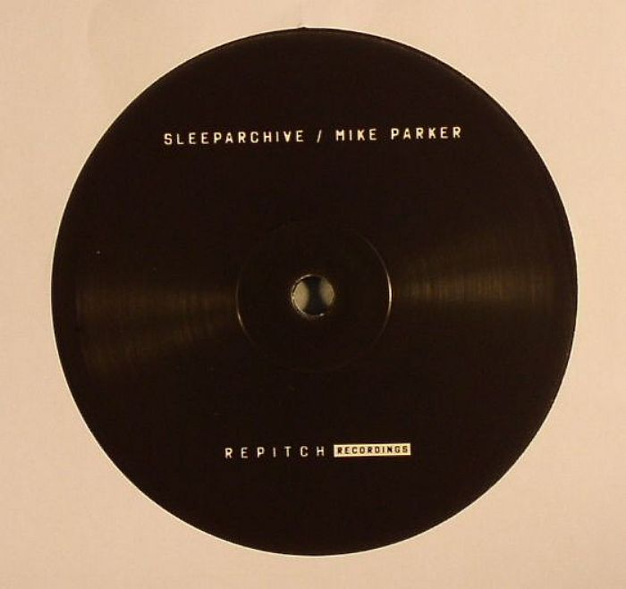 SLEEPARCHIVE/MIKE PARKER - Untitled