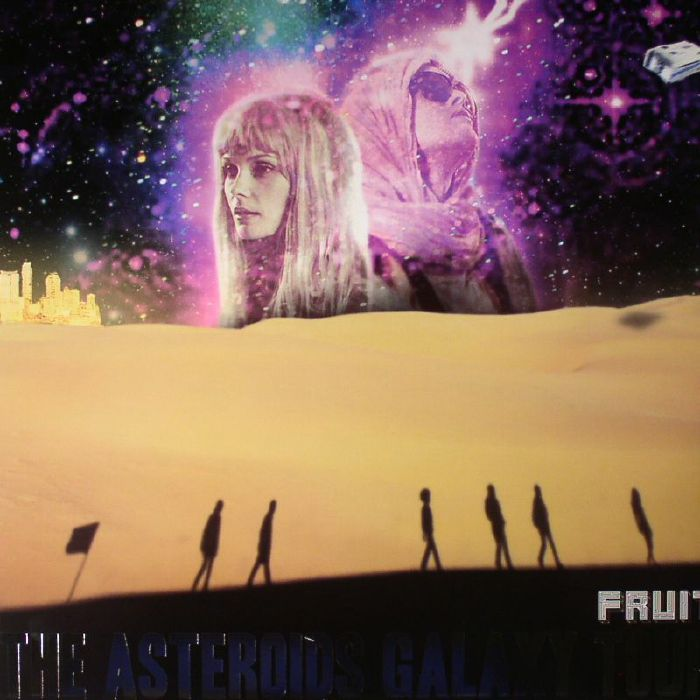 The Asteroids Galaxy Tour Fruit Vinyl At Juno Records